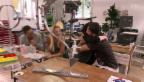Video «Halbzeit beim «goldenen Laubsägeli»» abspielen