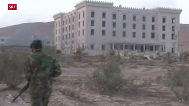 Video «IS unter Druck aber noch keine Niederlage» abspielen