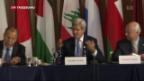 Video «Syrien-Verhandlungen in New York» abspielen