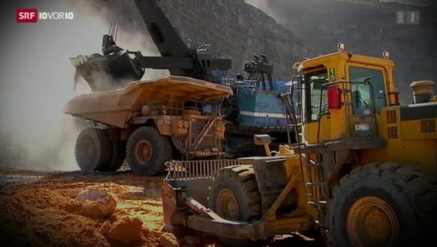 Video «Schweizer Rohstofffirmen haben in Drittweltstaaten viel Freiraum» abspielen