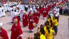 Video «Seligsprechung von Óscar Romero» abspielen