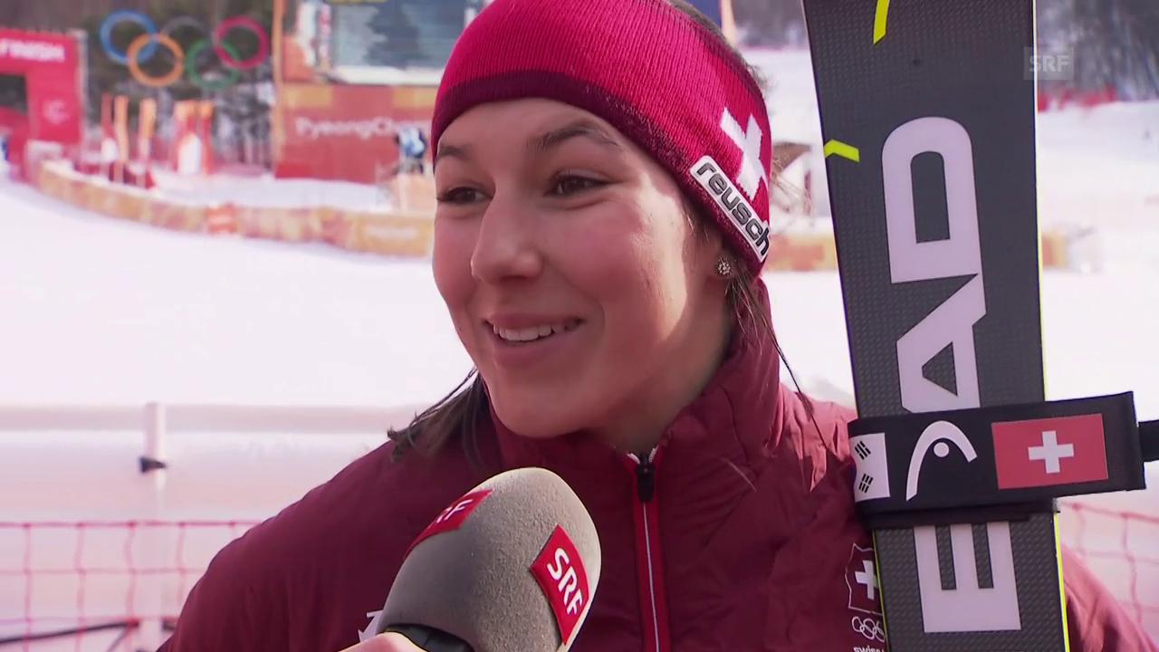 Holdener: «War derart im Slalom-Fieber»