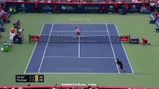 Video «Federer spart sich das Beste zum Schluss auf» abspielen
