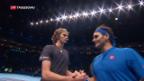Video «Federer - Zverev» abspielen