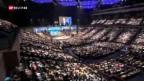 Video «USA-Serie: Der erfolgreichste Prediger» abspielen