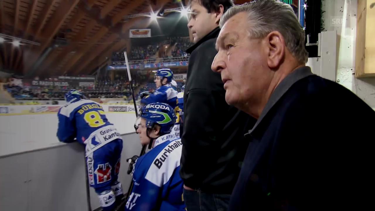 Eishockey: Spengler Cup, Paul Berri («sportlive», 26.12.2013)