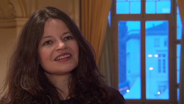 Video «Flötistin Dorothee Oberlinger über John Dowland» abspielen