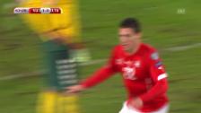 Video «Fussball: EM-Quali, Schweiz - Litauen» abspielen