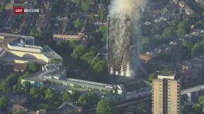 Video «Wie konnte es in London zum Inferno kommen?» abspielen