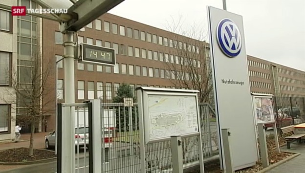 Video «Machtpoker bei Volkswagen» abspielen