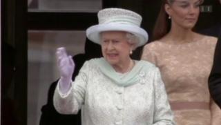Video «Terror-Alarm: IS plant angeblich Anschlag auf Queen » abspielen