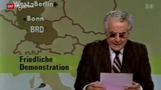 Video «Zeitreise: Die Tagesschau (16/31)» abspielen