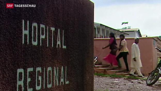 Video «WHO: Ebola-Ausmass dramatischer als angenommen» abspielen