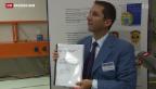 Video «Sicherheitslabor in Spiez äussert sich zu Giftgas-Untersuchungen» abspielen