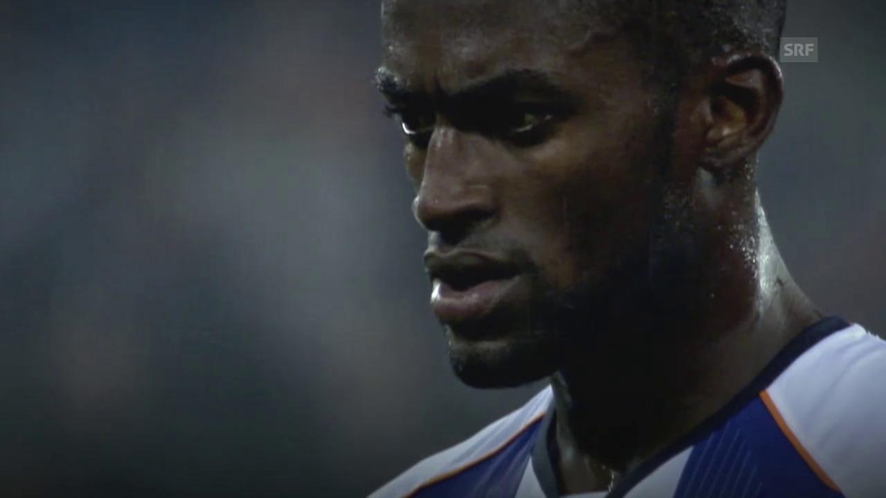 Fussball: Champions League, die Tore con Jackosn Martinez