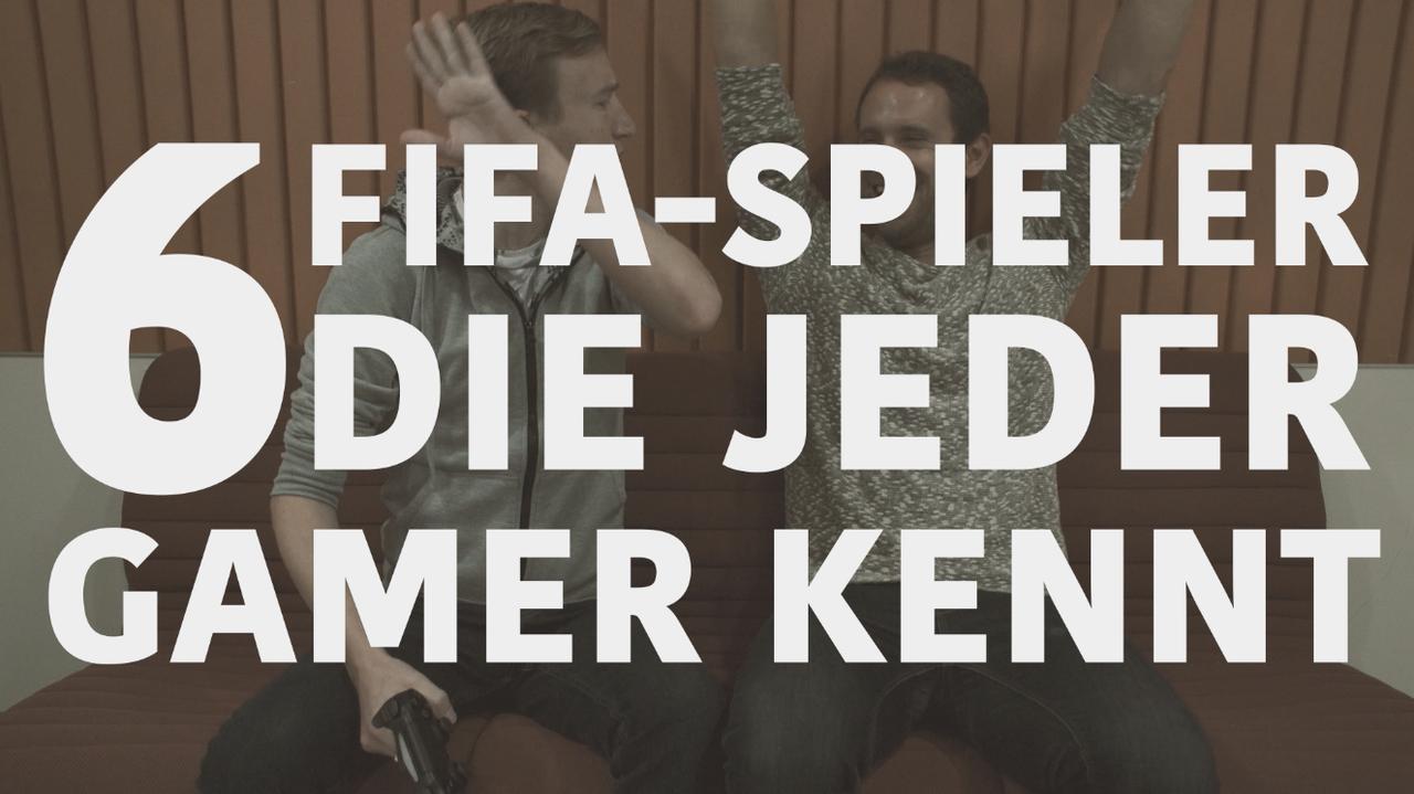 6 «FIFA»-Spieler, die jeder Gamer kennt