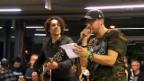 Video «Ritschis Challenge: Helene Fischer meets Heavy Metal» abspielen