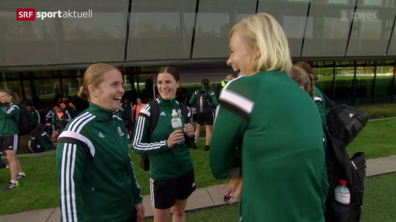 Fussball: Frauen-WM in Kanada, Schiedsrichterwesen