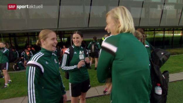 Video «Fussball: Frauen-WM in Kanada, Schiedsrichterwesen» abspielen