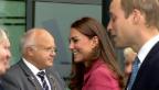 Video «Herzogin Catherine: zu Mama für Malta» abspielen