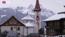 Video «Rückendeckung für Pfarrer in Bürglen» abspielen