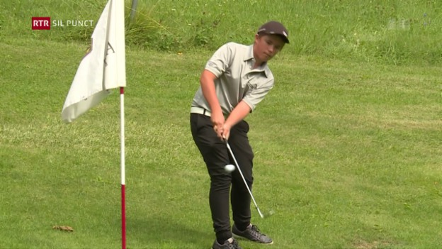 Laschar ir video «Golf è IN tar ils giuvens»