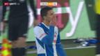 Video «Fussball: Cup-Viertelfinal, Thun - GC («sportlive»)» abspielen