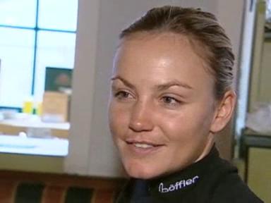 Ski alpin: Sonja Nef