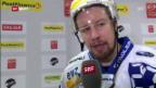 Video «Eishockey: Interview Mathias Seger» abspielen