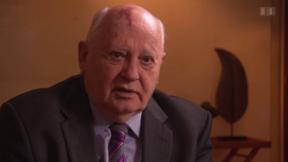 Video «Michail Gorbatschow exklusiv» abspielen