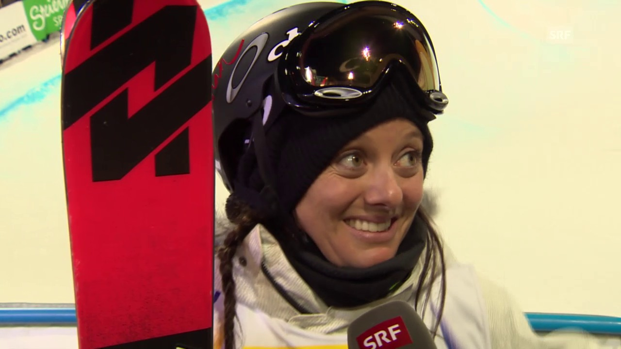 Freestyle-WM: Interview mit Virginie Faivre