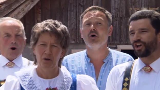 Video «Oli der Knecht jodelt» abspielen