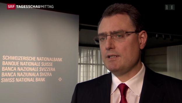 Video «SNB hält an Mindestkurs fest» abspielen