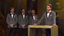 Video «Schürch: «Mussten Komfortzone für Olympia-Gold verlassen»» abspielen
