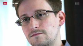 Video «Die totale Verwirrung um Snowden» abspielen