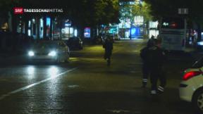 Video «IS bekennt sich zur Schiesserei auf Champs-Elysées» abspielen