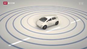 Video «FOKUS: Das Auto der Zukunft» abspielen
