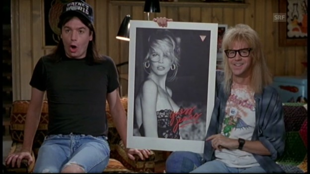 Video «Filmschatz: «Wayne's World»» abspielen