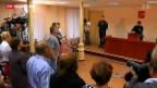 Video «Keine Gnade für Putin-Kritiker Nawalny» abspielen