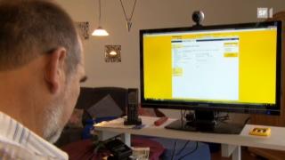 Video «So werden Heimcomputer ausspioniert » abspielen