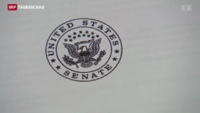 Video « US-Senat veröffentlicht Bericht über Foltermethoden» abspielen