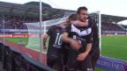 Video «Lugano lässt sich durch nichts mehr aufhalten» abspielen