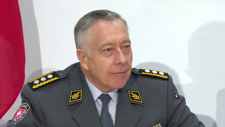 «Der Armeechef ist eine zukunftsträchtige Lösung»