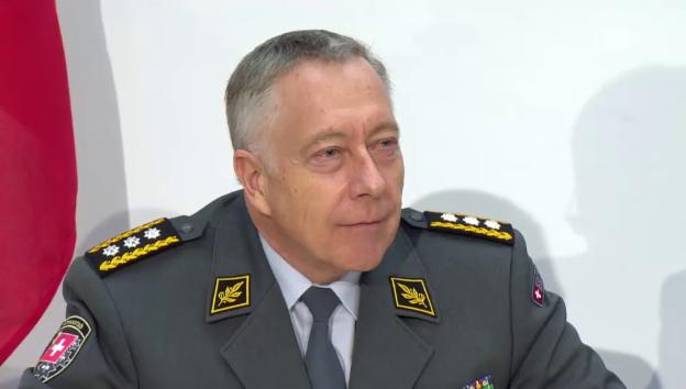 Video ««Der Armeechef ist eine zukunftsträchtige Lösung»» abspielen