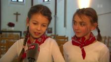 Video «Jimmy Fitz: Eine Maus verzaubert Gross und Klein» abspielen