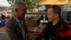 Video «Das «Flohmi-Duell»: Urs Kliby gegen Fabien Rohrer» abspielen