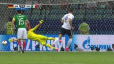 Video «Schneller Doppelpack: Goretzka trifft in 110 Sekunden zweimal» abspielen