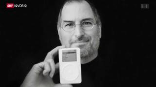 Video «Steve Jobs lebt im Kino weiter» abspielen