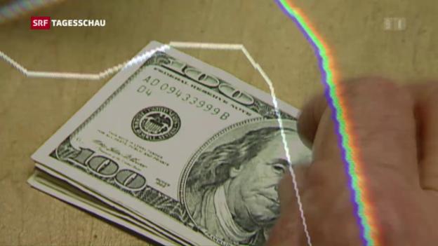 Video «Gewinn der Nationalbank» abspielen