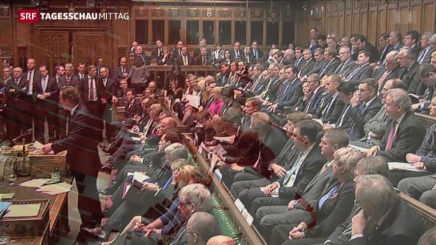 Video «Cameron in Kriegsposition» abspielen